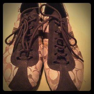 Coach sneaker!